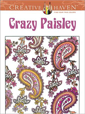 Crazy Paisley By Baker , Robin J./ Mcelwain, Kelly A.