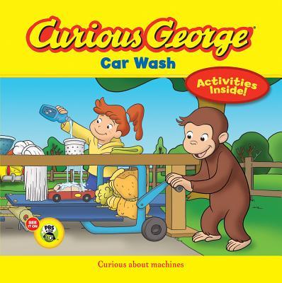Curious George Car Wash By Rey, H. A.